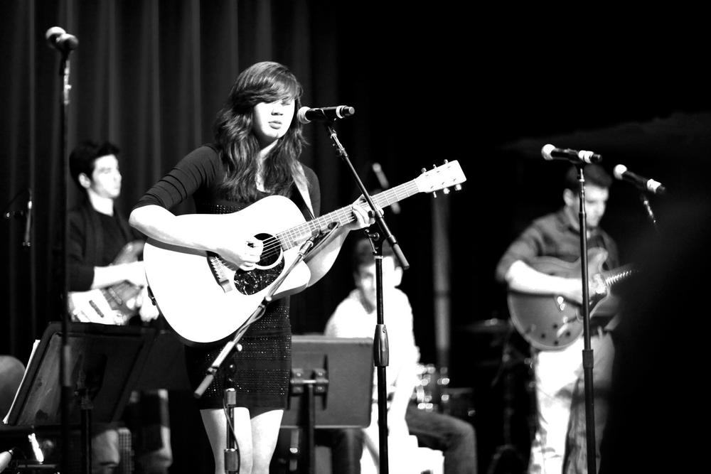 Berklee College of Music Songwriter's Showcase - Boston, MA  December 2011