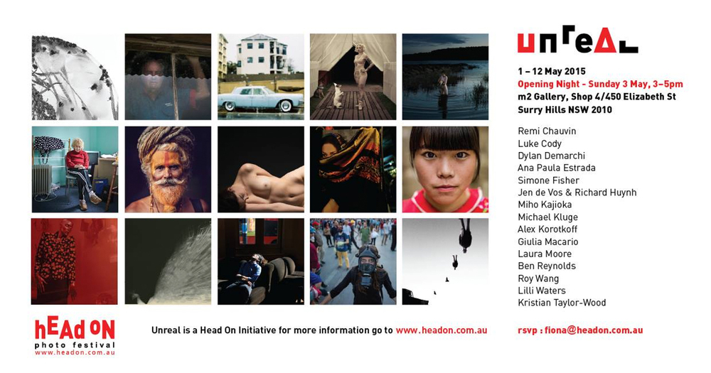 Opening Night, Sunday May 3, 3-5pm, M2 Gallery Surry Hills