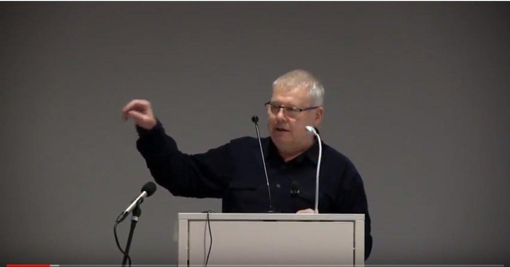 John Skelton, Bern, 2017