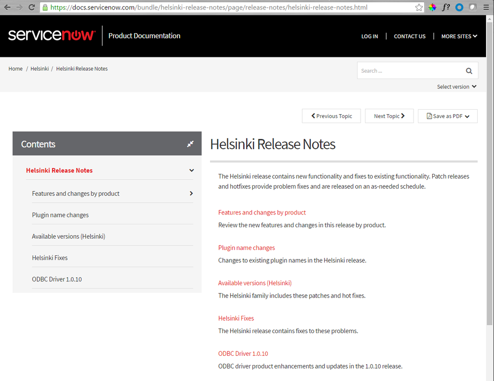 servicenow jakarta patch 7 release notes