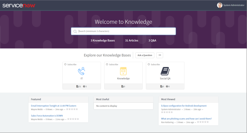 Knowledge Portal 1