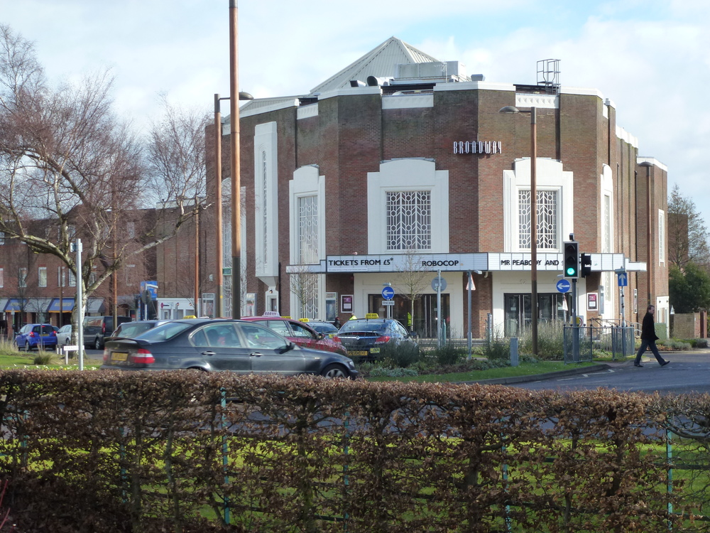 Broadway cinema is one of the 'additional' activities of the Letchworth Garden City Heritage Foundation