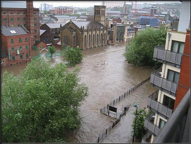 Sheffield Flood 2007