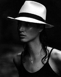 6. A Panama hat to wear on sunny days
