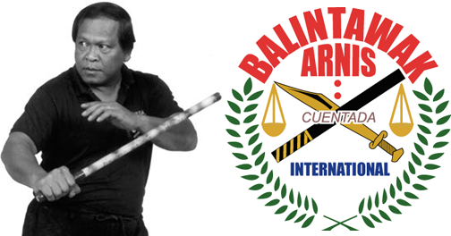 GM Bobby Taboada (click to visit his website www.InternationalBalintawak.com)