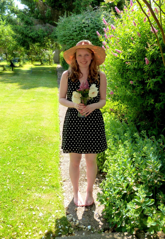Me, last summer!