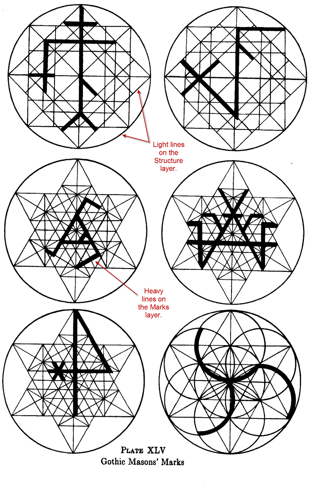 from the Geometry of Art and Life by Matila Ghykla