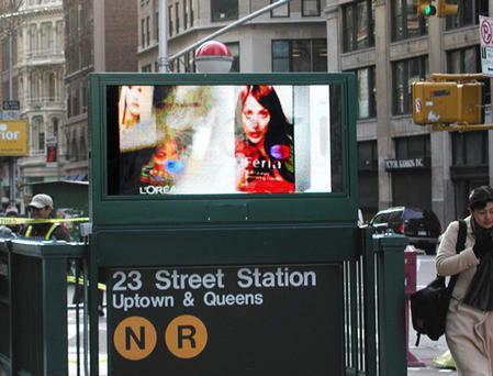Digital signage analytics