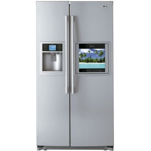 Interent fridge