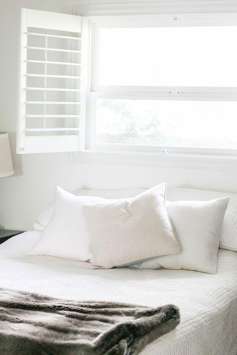 bright light bedroom