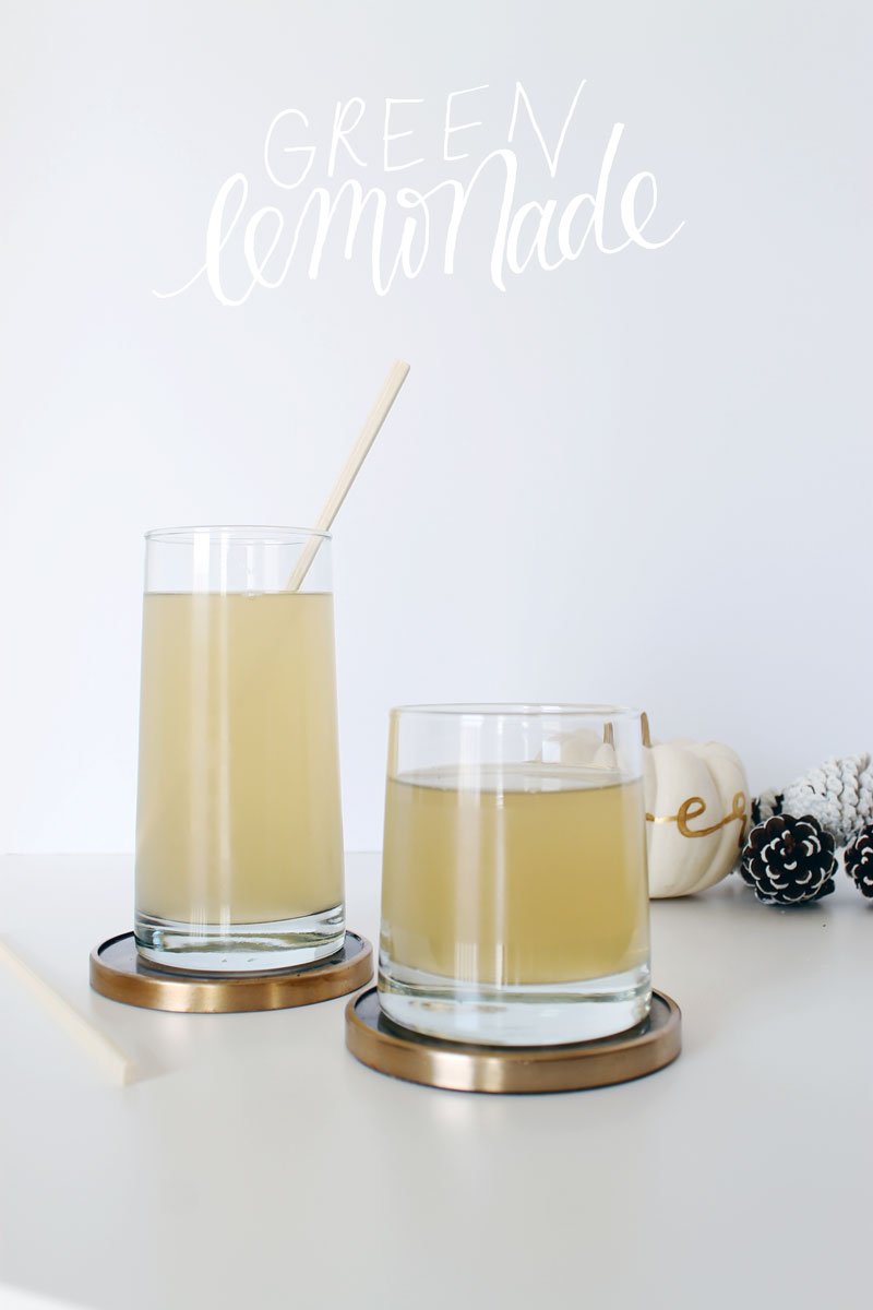 Green Lemonade - Pommel Lane