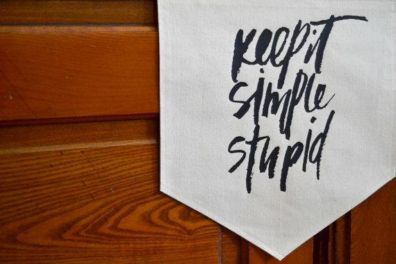 Pommel Lane + Matriarch Handmade  |  http://bit.ly/1Hr0gfZ #handlettering #etsy