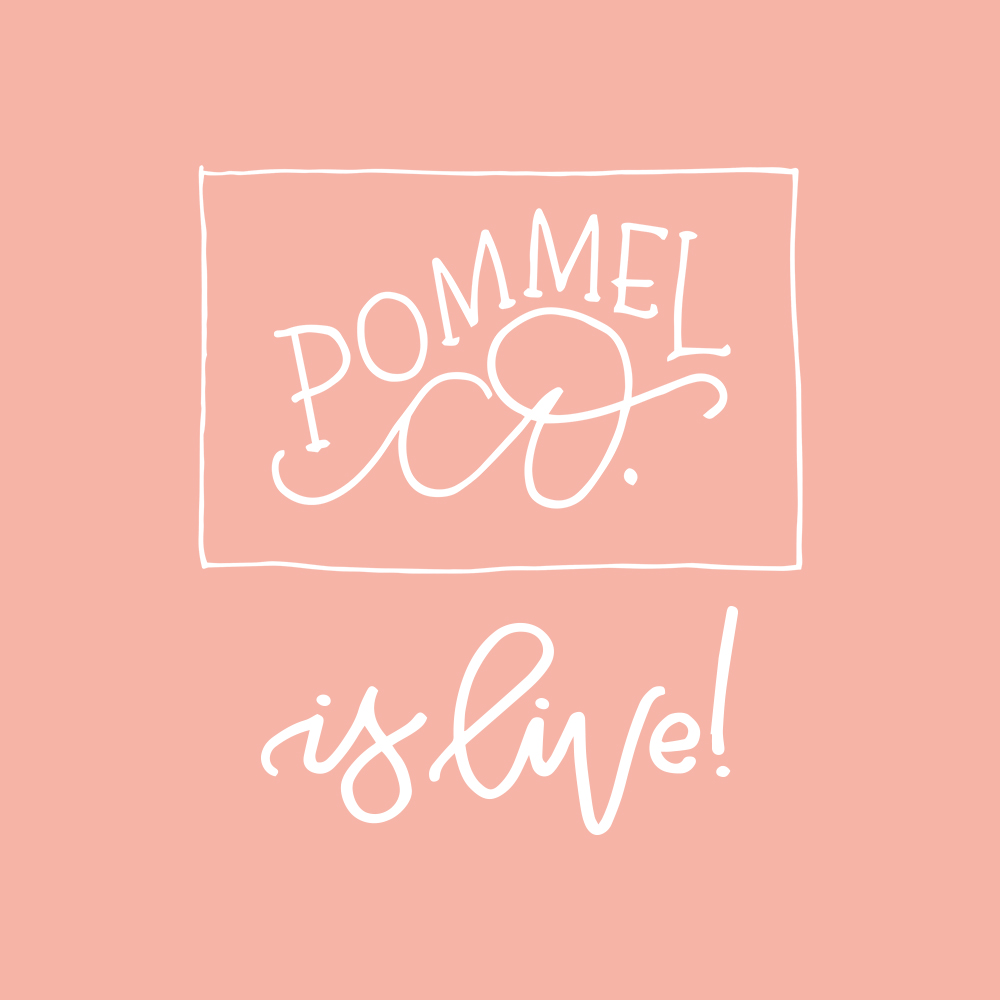Pommel Co. Launch!