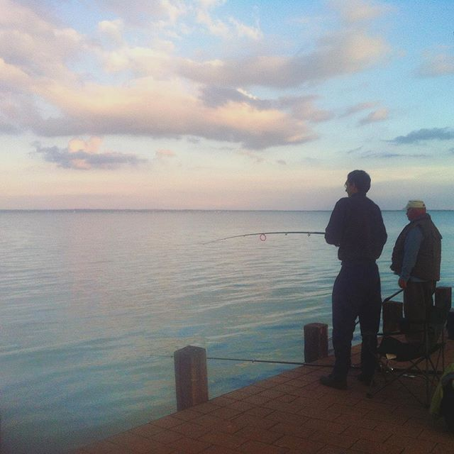 #Fishermen #Pike #Fish #Dinner #Balaton #Hungary