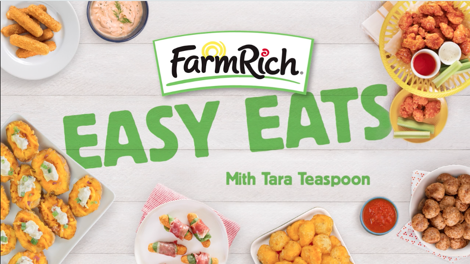 June 2017 - DeVellis's music was recently selected for a web episode of Easy Eats by Farm Rich