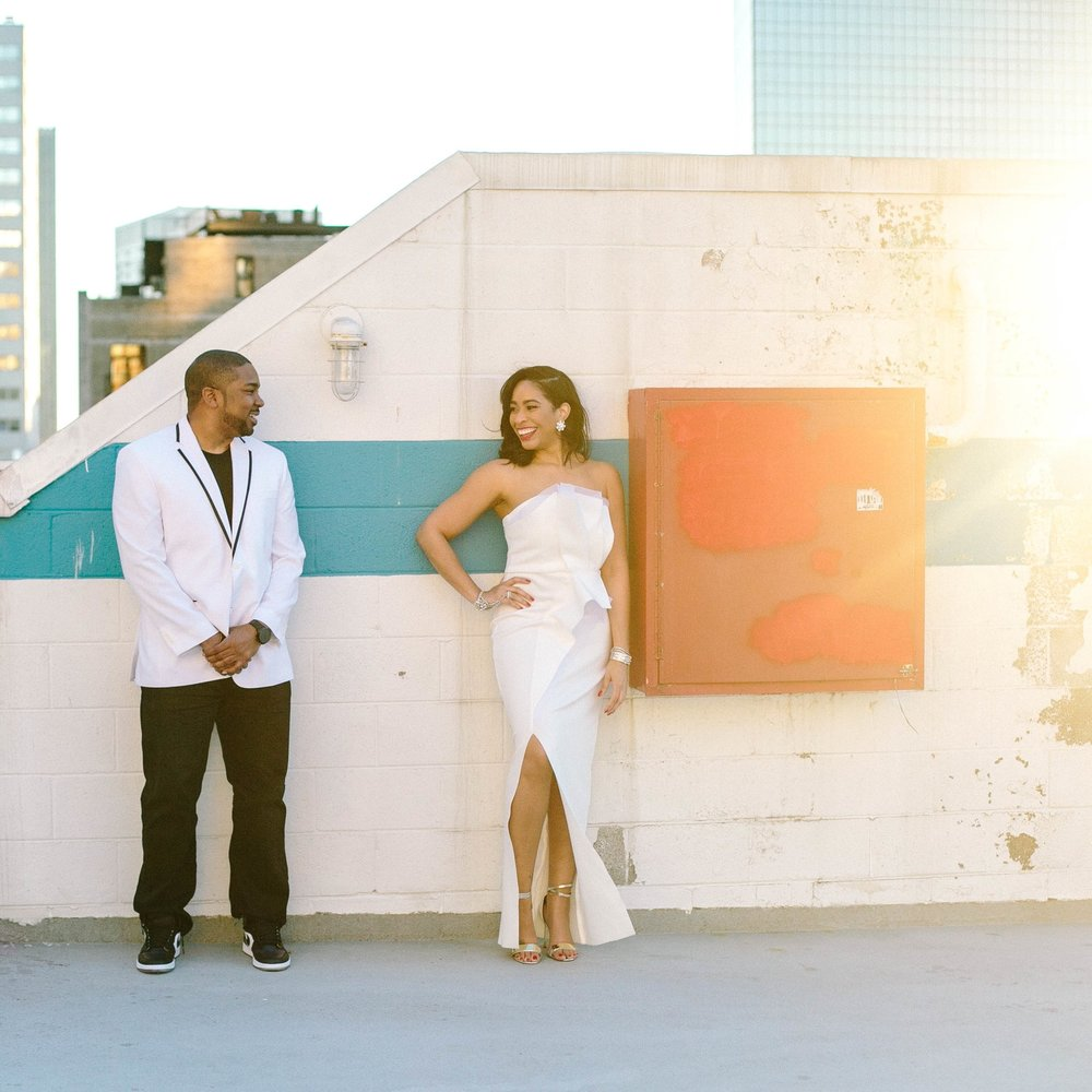 Couples - proposals, engagements, & 'dang! we look good' sessions.