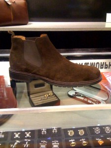 J&M half boot