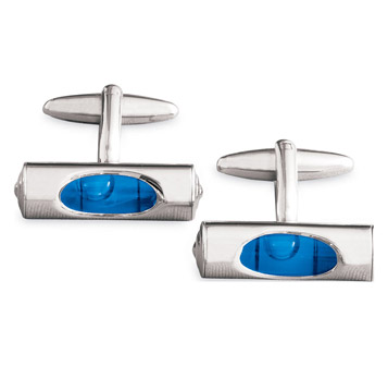 level-cuff-links