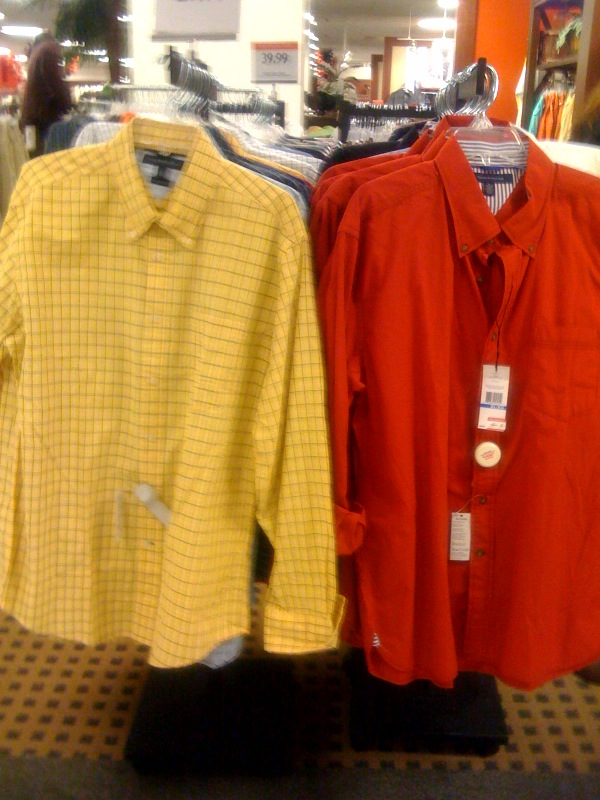 Tommy Hilfiger double trouble shirts