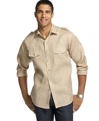 casual-chic-linen-shirt