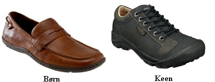 Men's comfort footwear - Born & Keen
