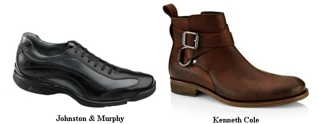 Comfortable business casual shoes - Johnston & Murphy & Kenneth Cole