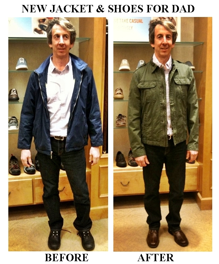 beforeandafterjacketandshoes