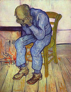 Artist, Vincent Van Gogh