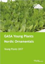 GASA Young Plants & Nordic Ornamentals Young Plants 2017