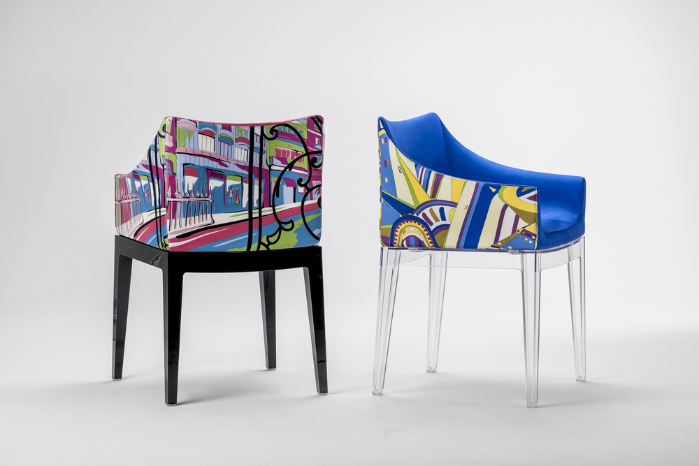 Madame - World of Emilio Pucci Edition, design Philippe Starck, by Kartell