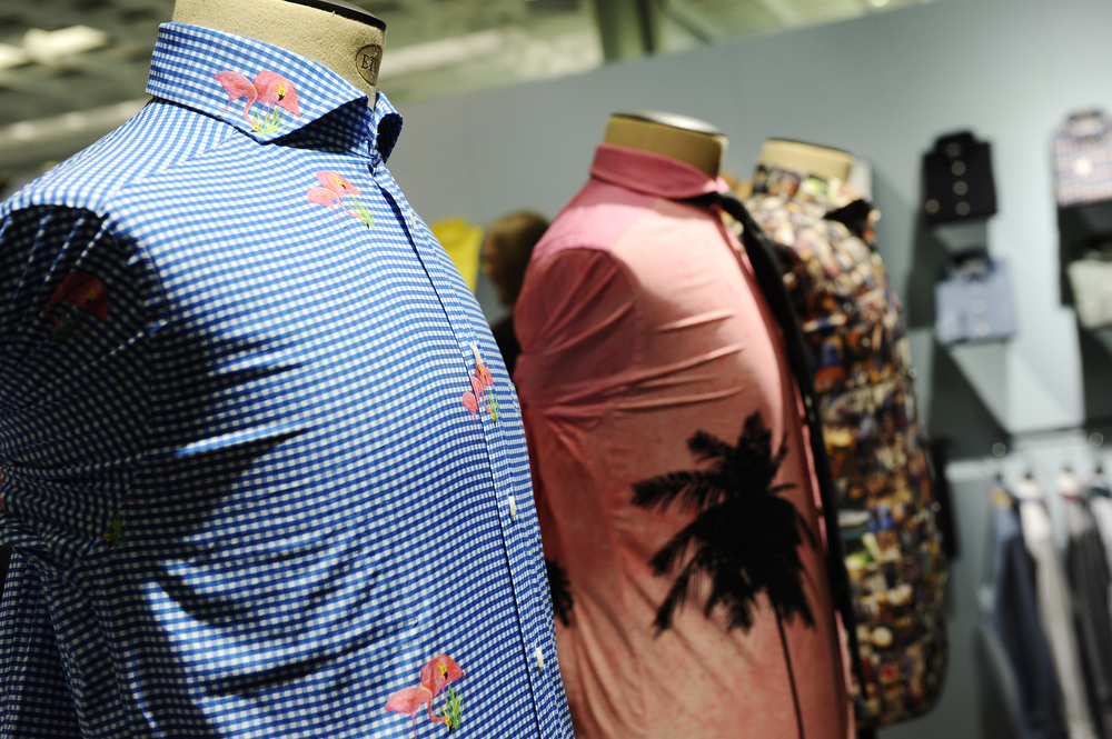Tropical prints by ETON