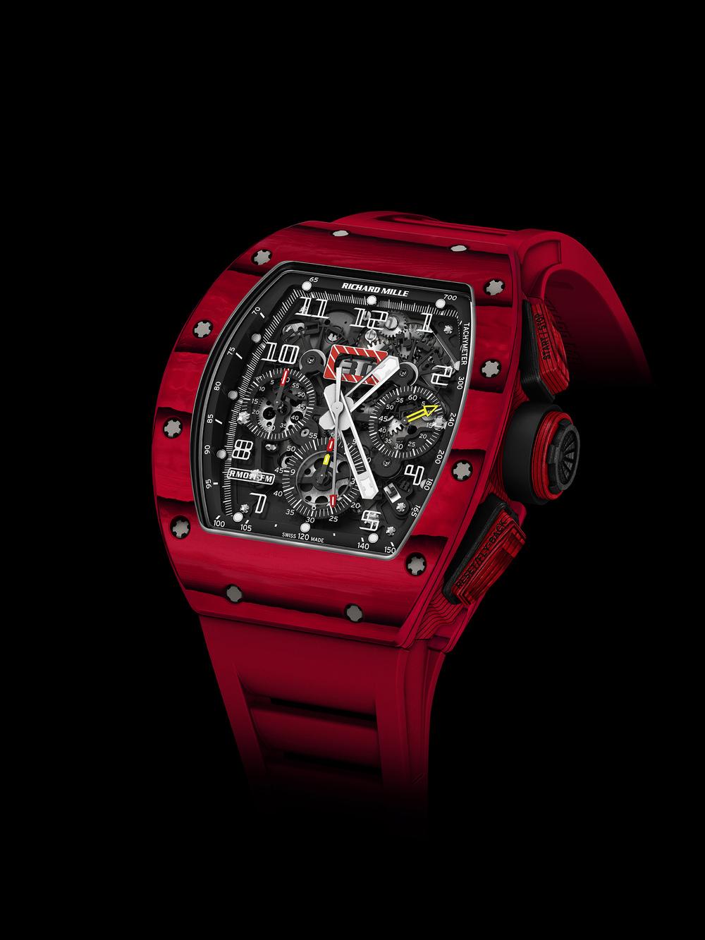 RM 011 red TPT Quarz