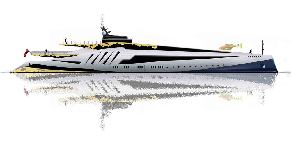 1. Alexander McDiarmid Design - 100m Superyacht Duel.jpg