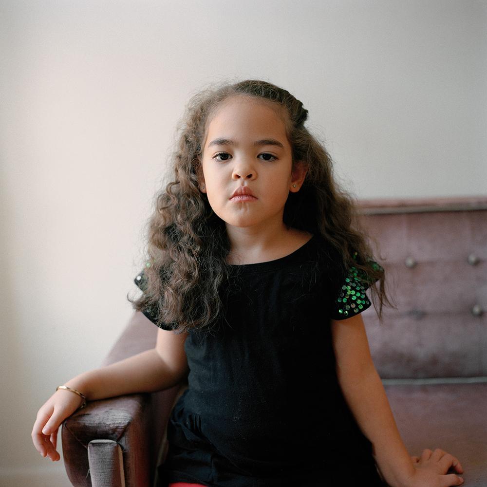 Olivia, 7
