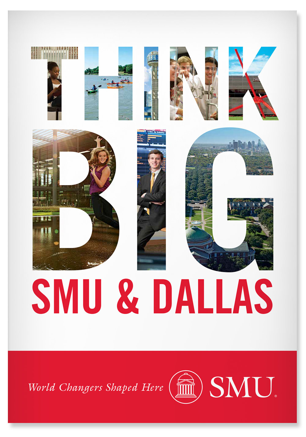 Think Big : SMU & Dallas Book