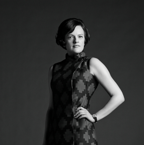 Elisabeth Moss as Peggy Olson in Mad Men. AMC/Frank Ockenfels