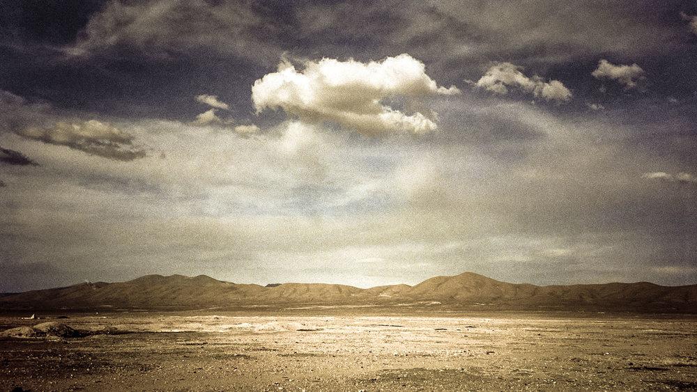 Uyuni, Bolivia, 1999.