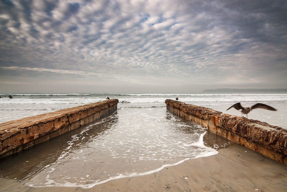 Coronado Island, San Diego, California.