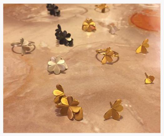 #leifoojewelry    #clover    #webshop    #handcraftedjewelry