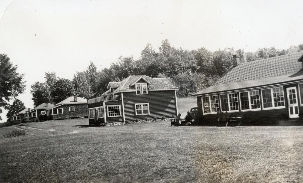 Caribou Lodge 1944
