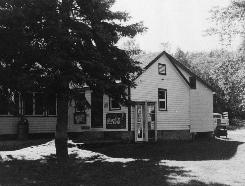 Caribou Lodge store 1976