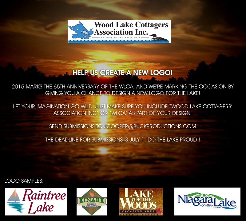 Wood Lake logo contest