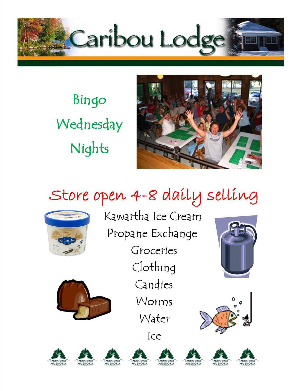 Caribou Lodge Store
