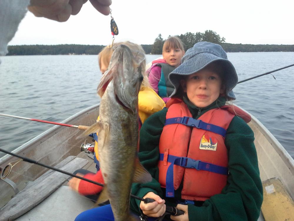 Kaia fishing