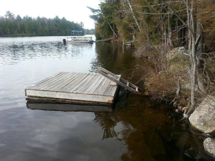 lost raft May 2015