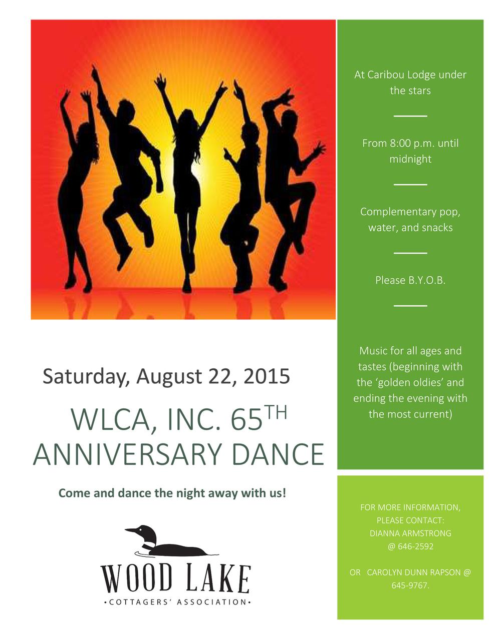 2015 Anniversary Dance