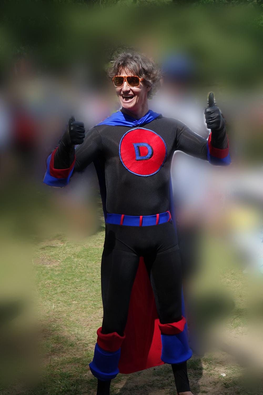 Sean Buckley Super MC