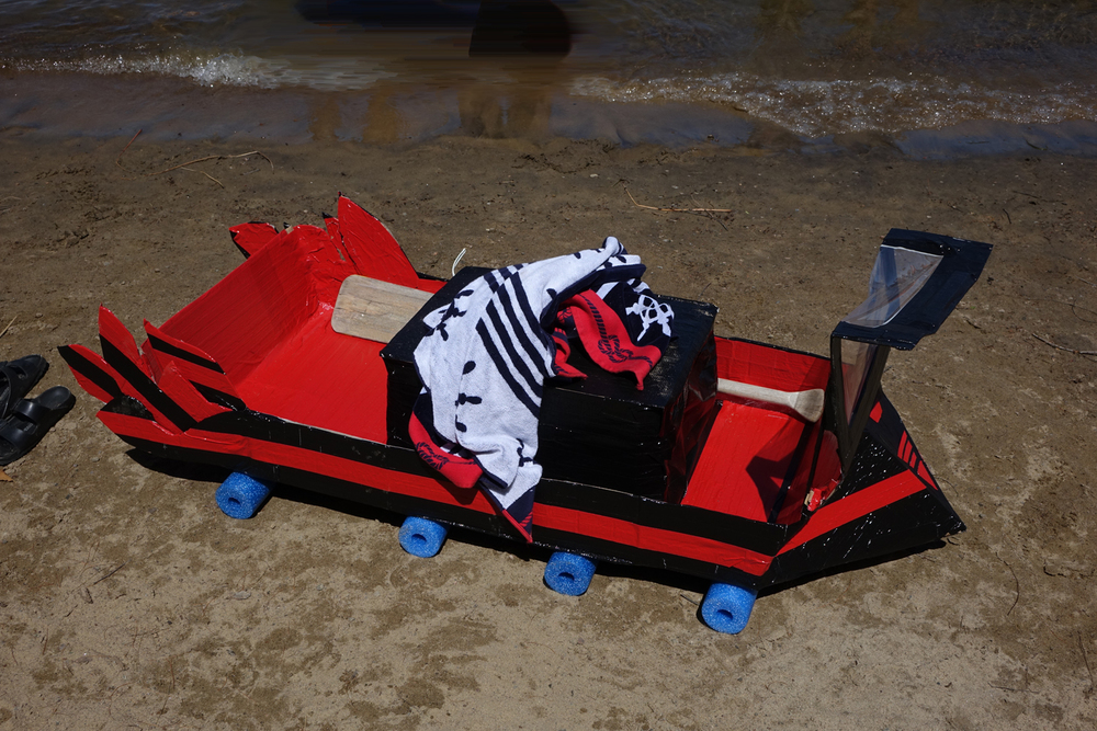 Build-a-Boat entry