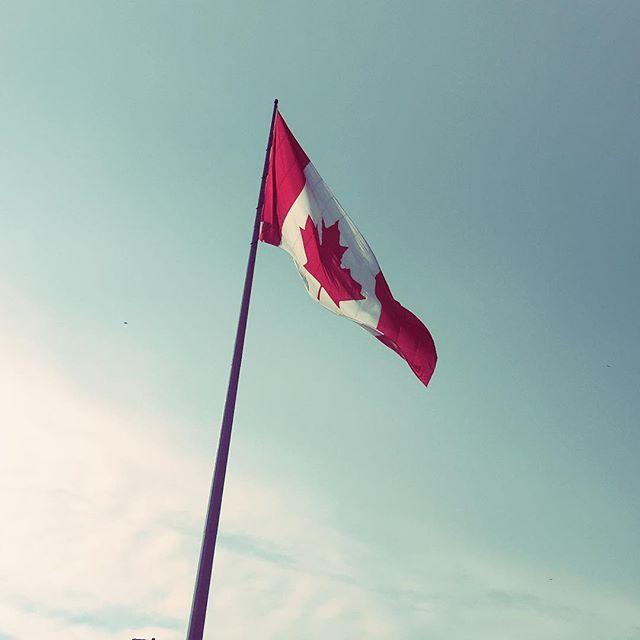 There's no place like home 🇨🇦❤️ #HappyBirthdayCanada #151 #canadaday #flag #redandwhite #ohcanada #ohcanada🇨🇦 #eh #instalove #instacanada
