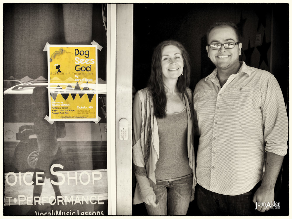 Voice Shop owner, Debi Ruud